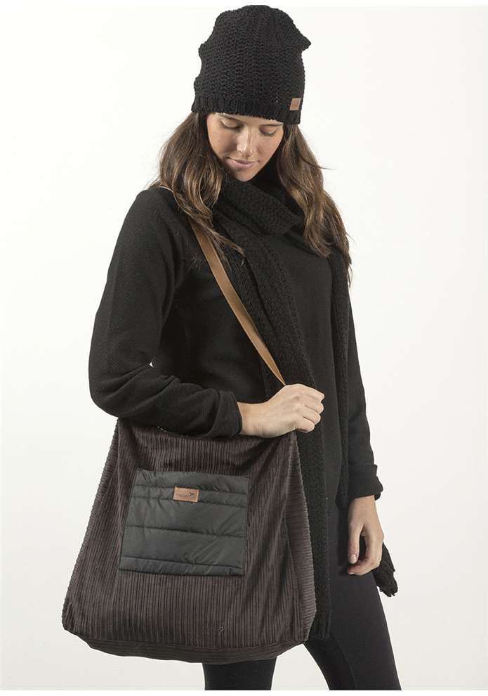 bag dark brown